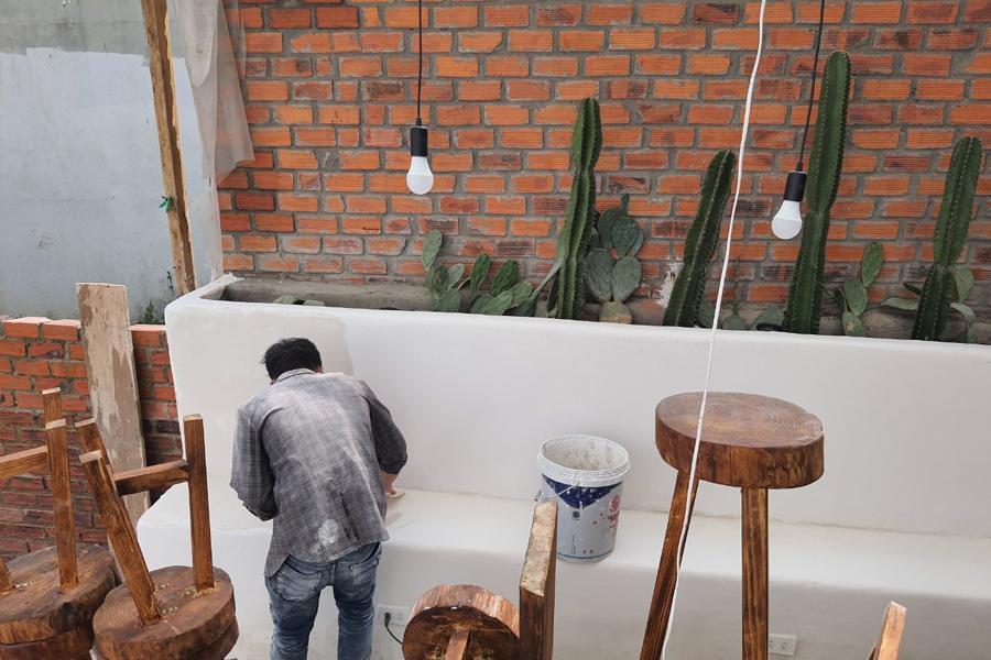 Brocons thi công homestay Dream House của diễn viên Thuý Kièu FapTV14