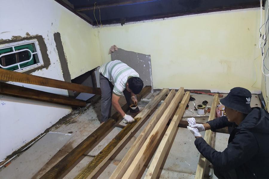 Brocons thi công homestay Dream House của diễn viên Thuý Kièu FapTV11