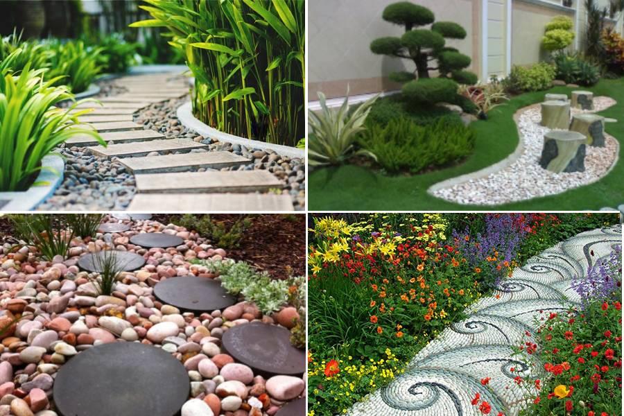 mẫu thiết kế lối đíaan vườn đẹp cho biệt thự xây dựng brocons