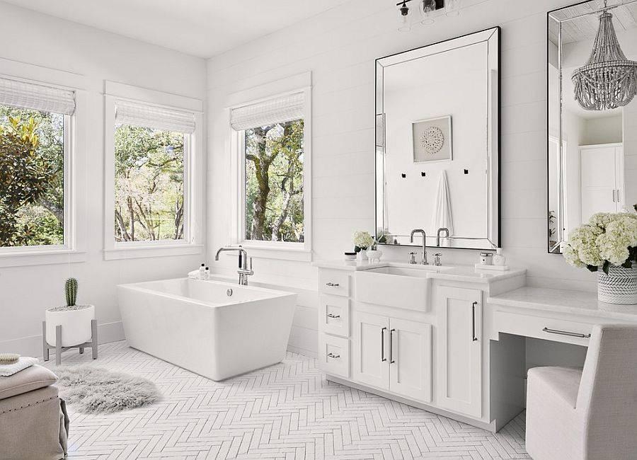 mẫu thiết kế nhà tắm sang trọng công ty xây dựng brocons