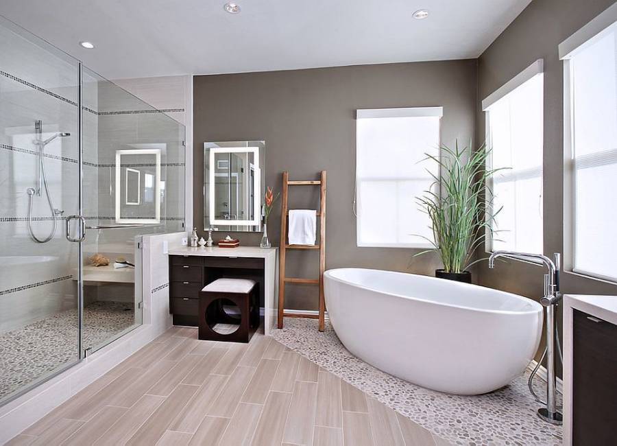 mẫu thiết kế nội thất phòng tắm công ty xây dựng brocons