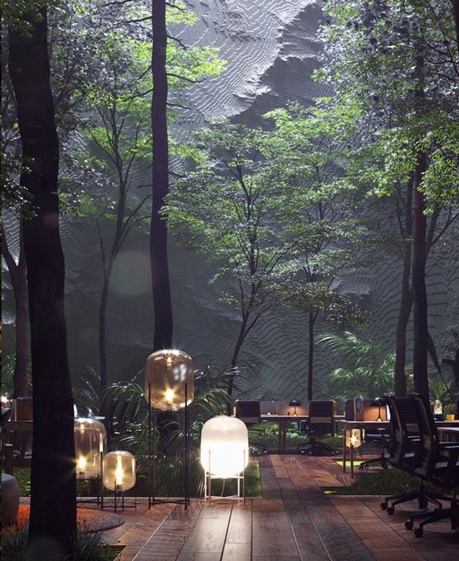 những phong cách thiết kế xây dựng quán cà phê đẹp nhất hiện nay