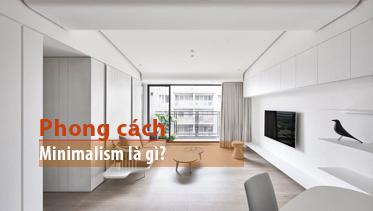 Phong cách tối giản- Minimalism trong thiết kế là gì?